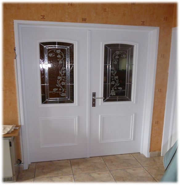 Renover porte interieur amazing les portes duintrieur for Porte interieur renovation lapeyre